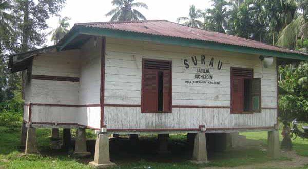 Surau; Jejak Adat Bersendi Syarak Masyarakat Melayu, Oleh: UU Hamidy